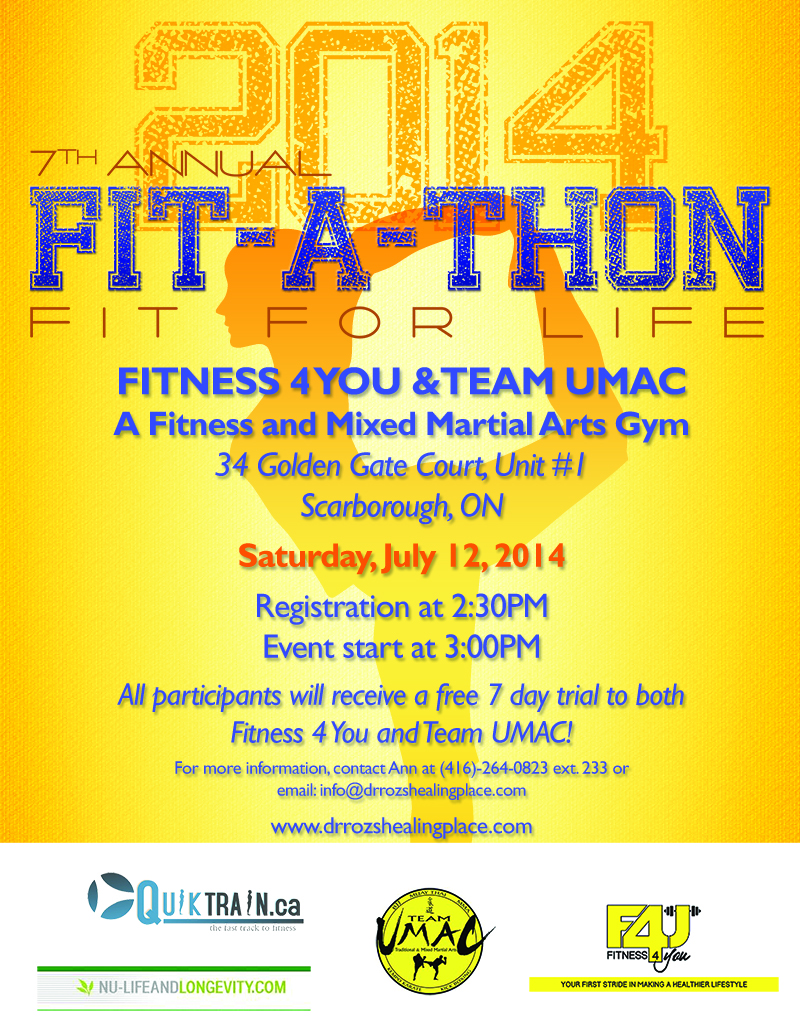 Fit-a-thon 2014